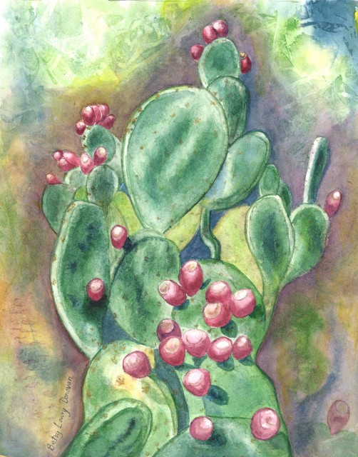 Apple Cactus